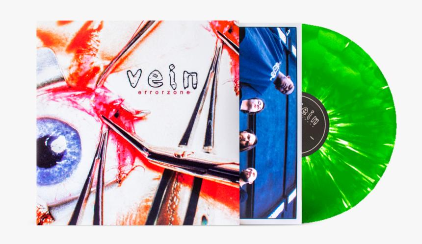 Vein - Demisegreen - Vein Errorzone Vinyl, HD Png Download, Free Download