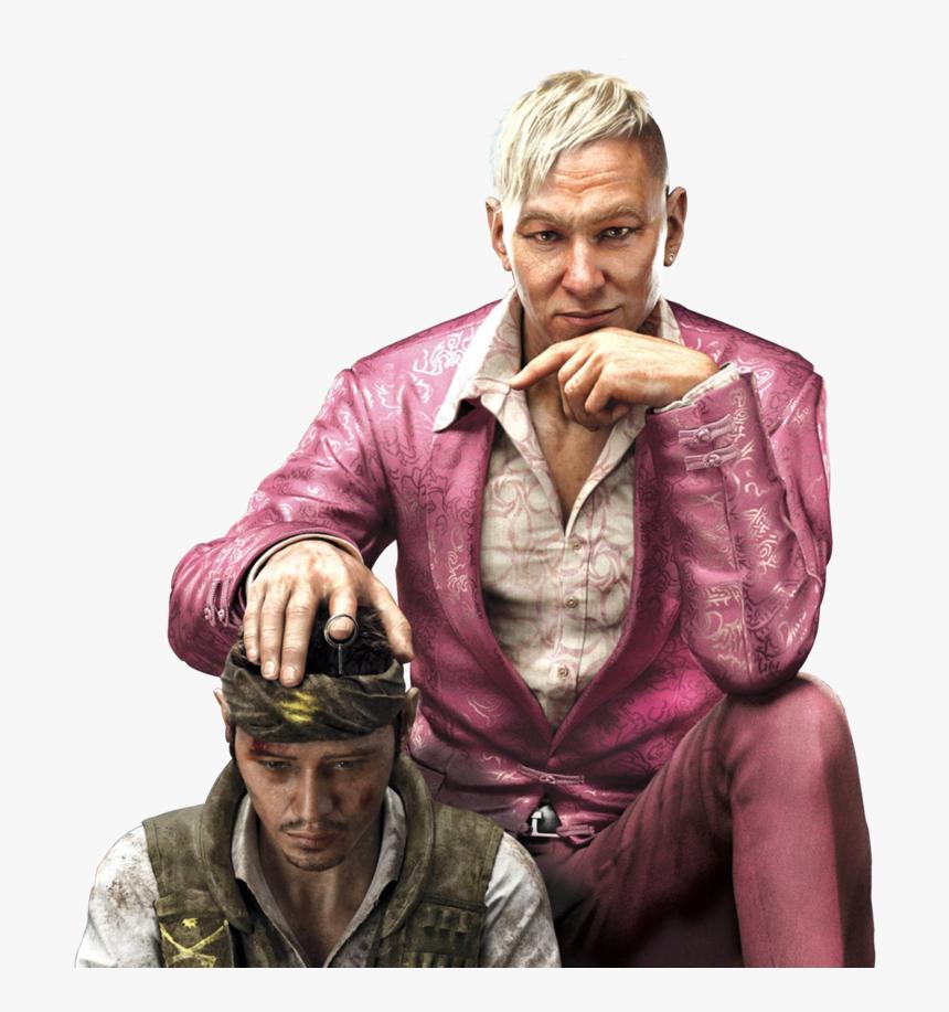 Far Cry 4 Pagan Min Hd Png Download Kindpng