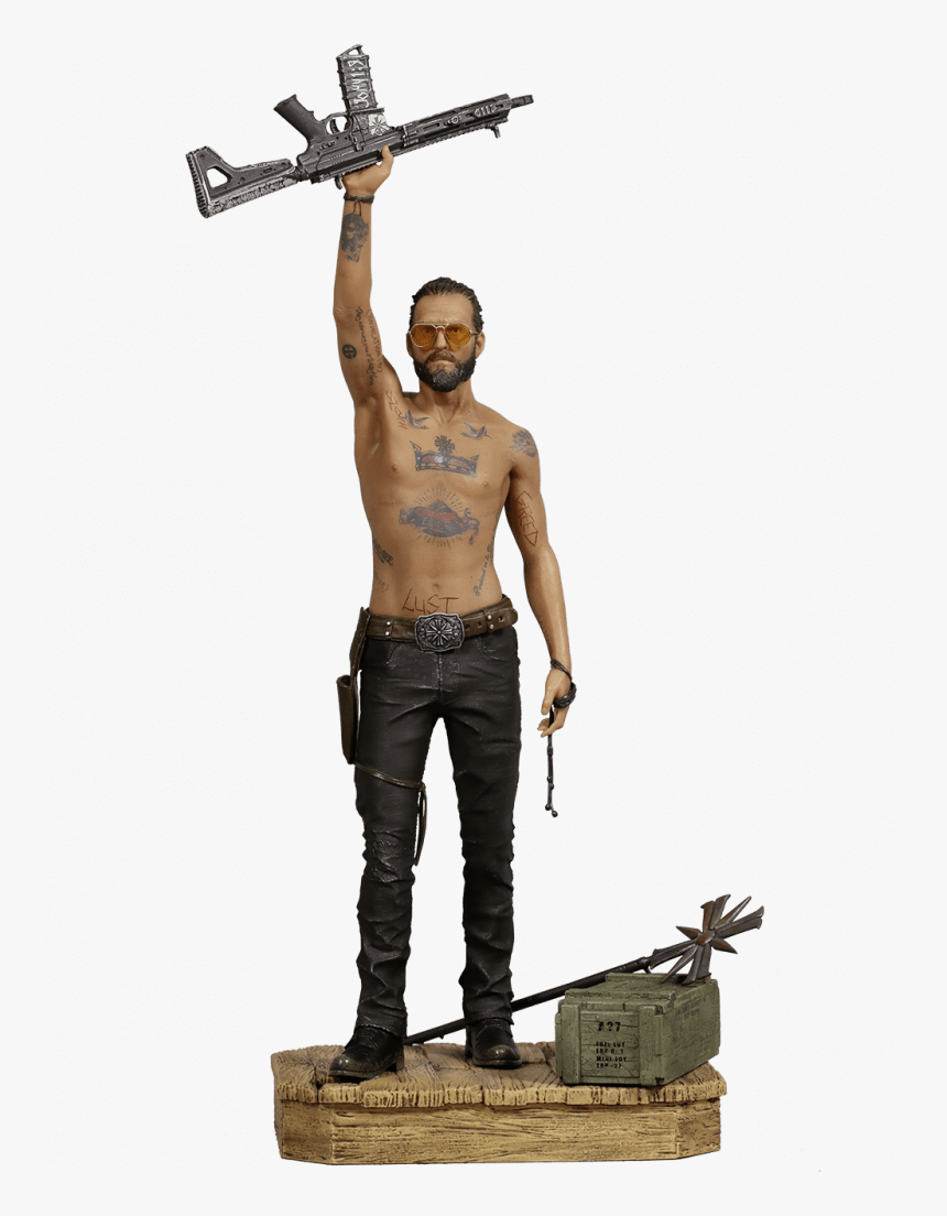 Far Cry 5 Collectible Far Cry 5 Joseph Seed Figurine Hd Png