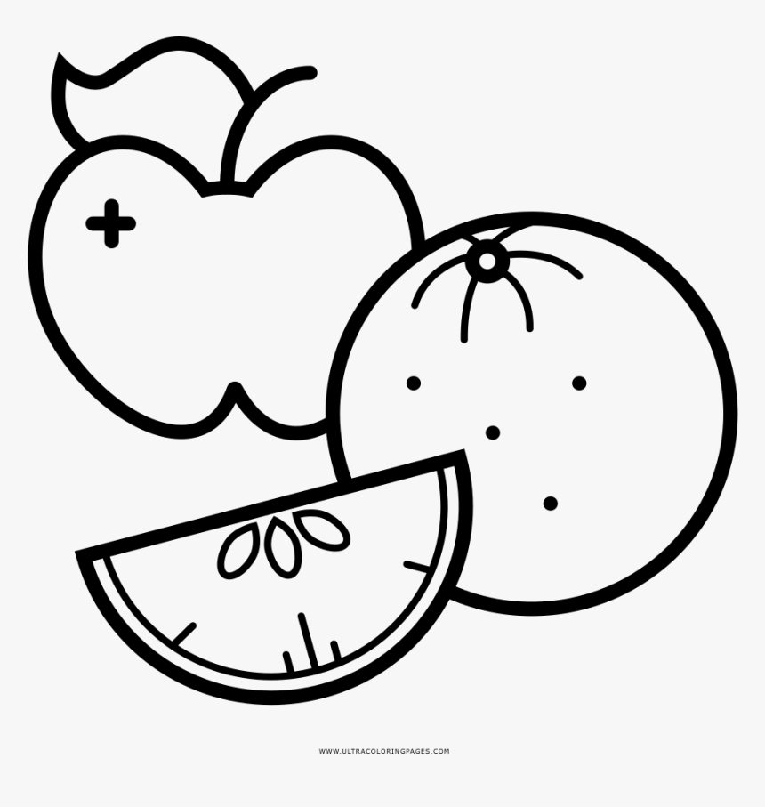 Apple coloring page | Download Free Apple coloring page for kids ... | 907x860