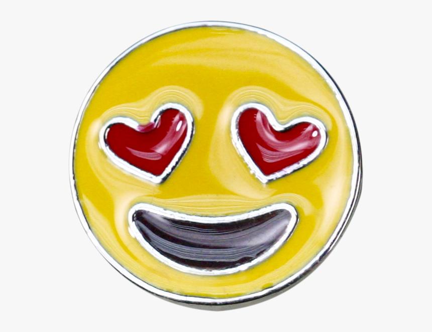 Diy Heart Eyes Emoji - Emoji, HD Png Download, Free Download