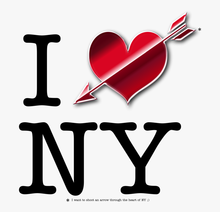 Heart Love Organ Love New York Hd Png Download Kindpng