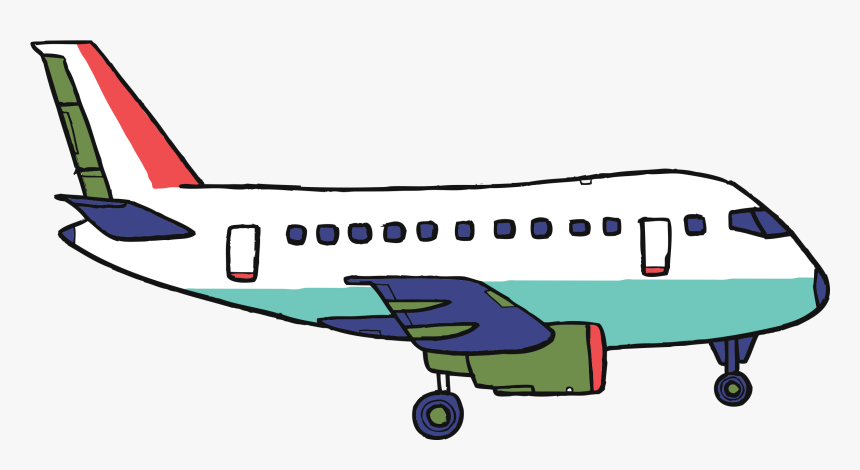 Cartoon Airplane Png Transparent Png Kindpng