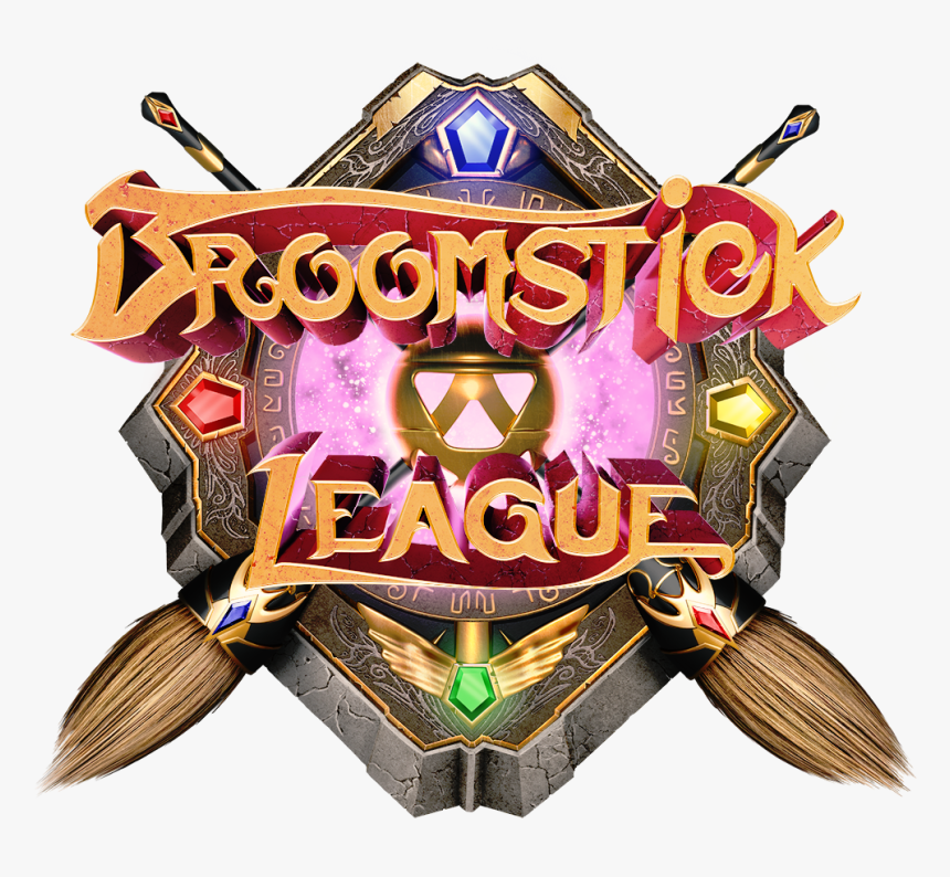 Broomstick League Logo, HD Png Download, Free Download