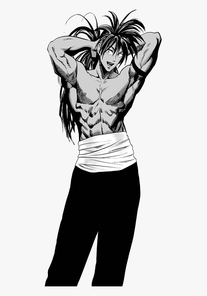 No Caption Provided - One Punch Man Manga Suiryu, HD Png Download, Free Download