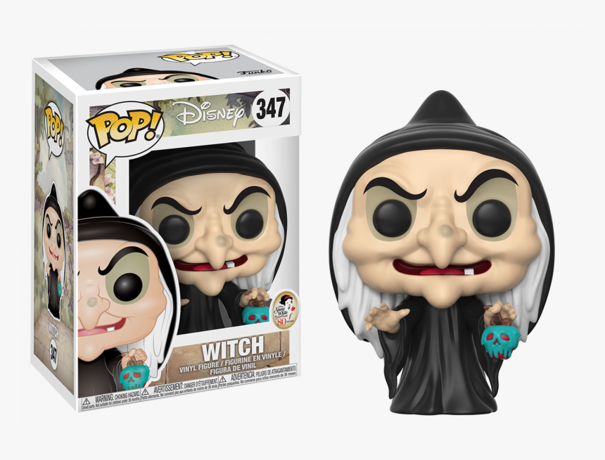 Witch 347 Funko Pop - Snow White Funko Pops, HD Png Download, Free Download