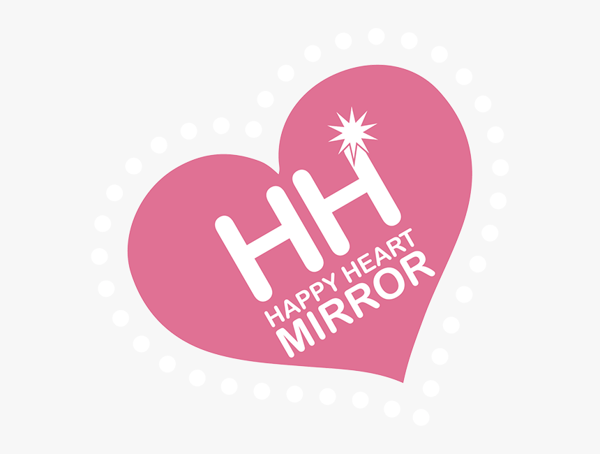 Happy Heart Mirror - Happy New Year 2011, HD Png Download, Free Download