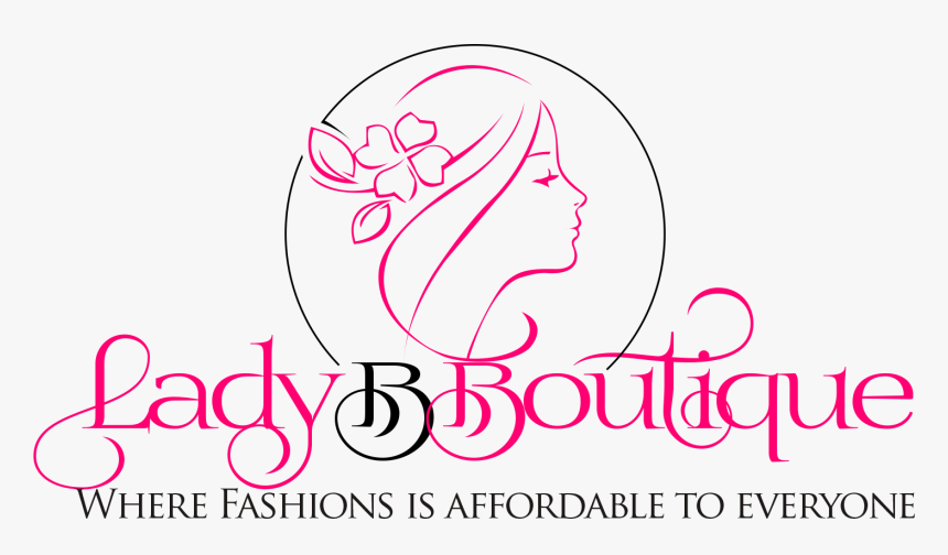 Lady B Boutique - Calligraphy, HD Png Download, Free Download