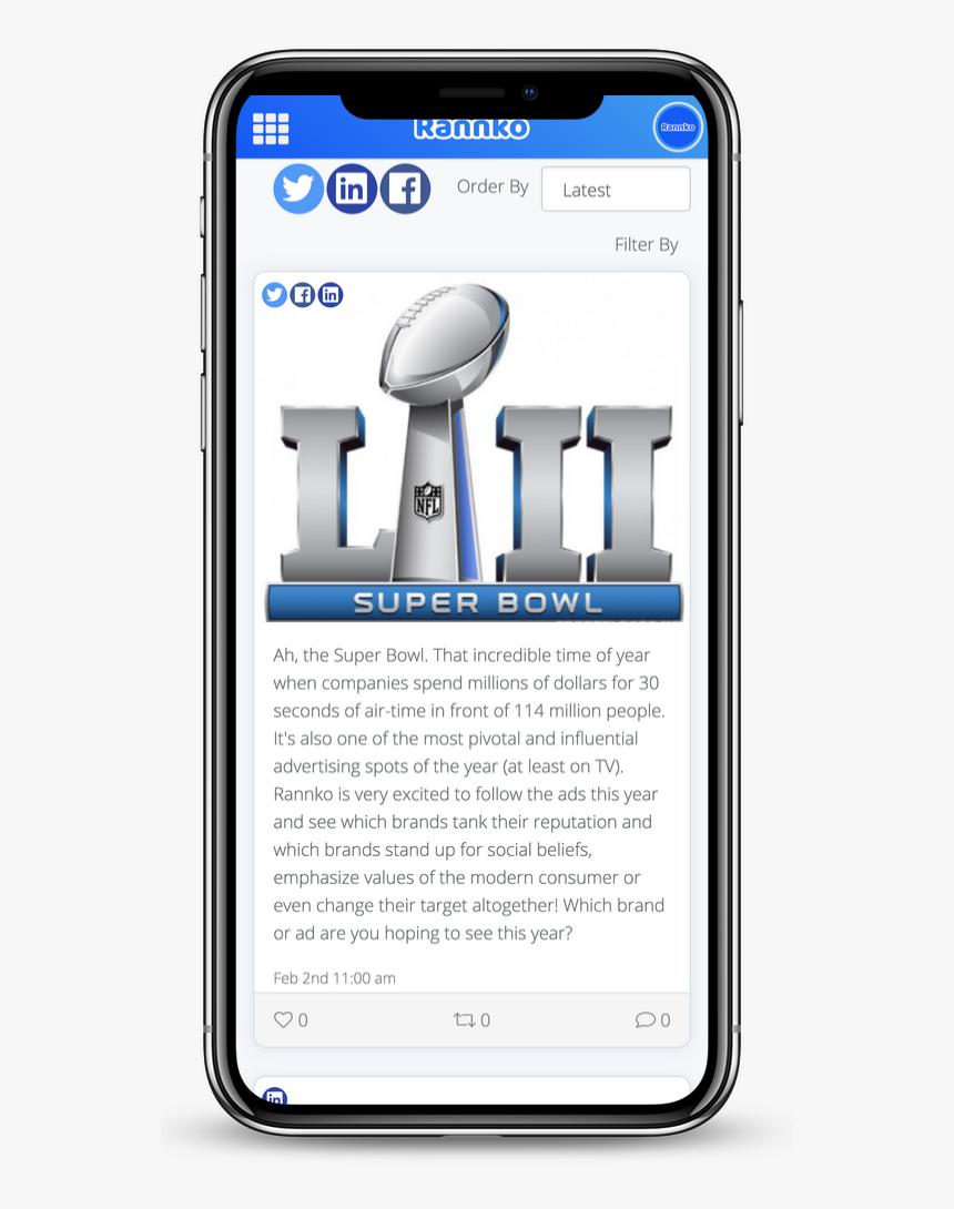 Xmockup-meerkat - Super Bowl 52 Trophy, HD Png Download, Free Download