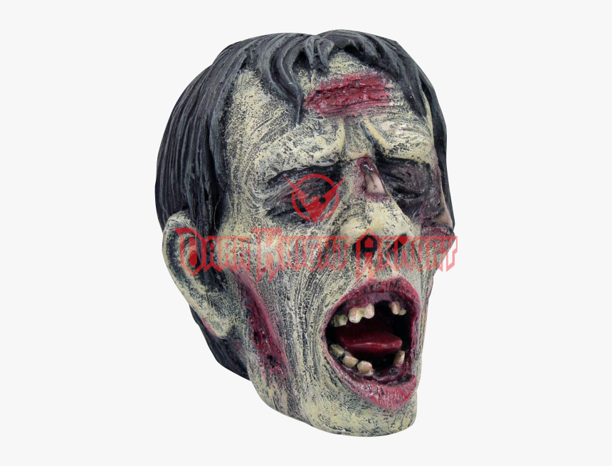 Thumb Image - Zombie Head Png, Transparent Png, Free Download