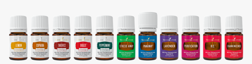 Young Living New Psk Oils, HD Png Download, Free Download