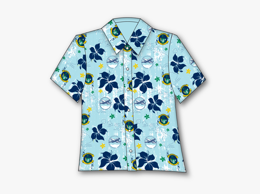 Hawaiian Shirt Png - Transparent Background Hawaiian Shirt Transparent, Png Download, Free Download