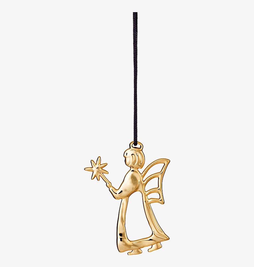 Fairy Angel H7 Gold Plated Karen Blixen - Cartoon, HD Png Download, Free Download