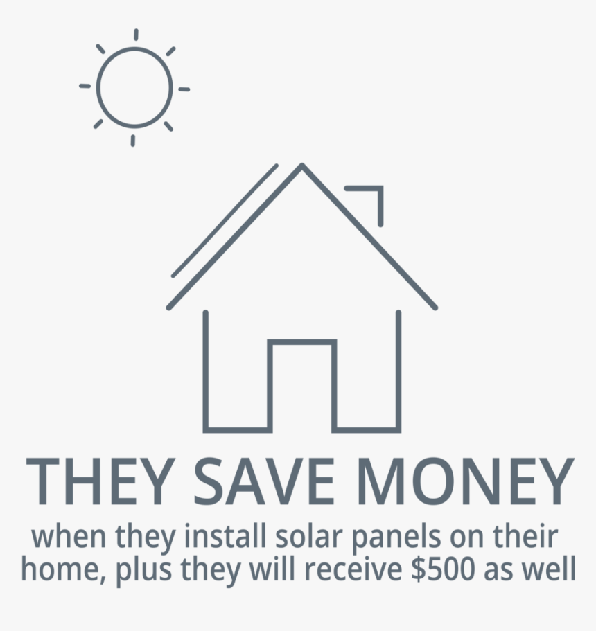They Save Money - Circle, HD Png Download, Free Download
