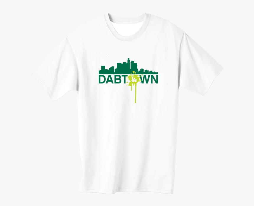 Dabtown™ Los Angeles - Downtown Los Angeles Silhouette, HD Png Download, Free Download