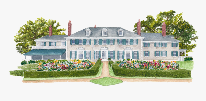 Hildene, The Lincoln Family Home - Hildene Wedding Invite, HD Png Download, Free Download