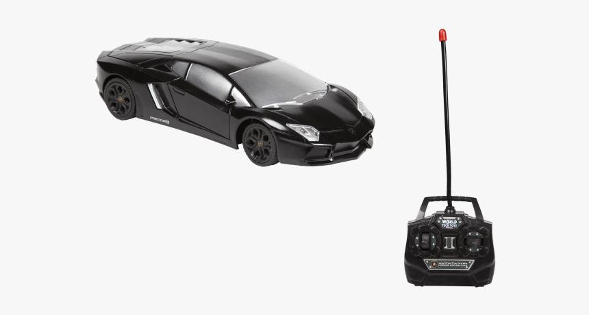 Lamborghini Aventador Lp700 4 Rc 1 24, HD Png Download, Free Download