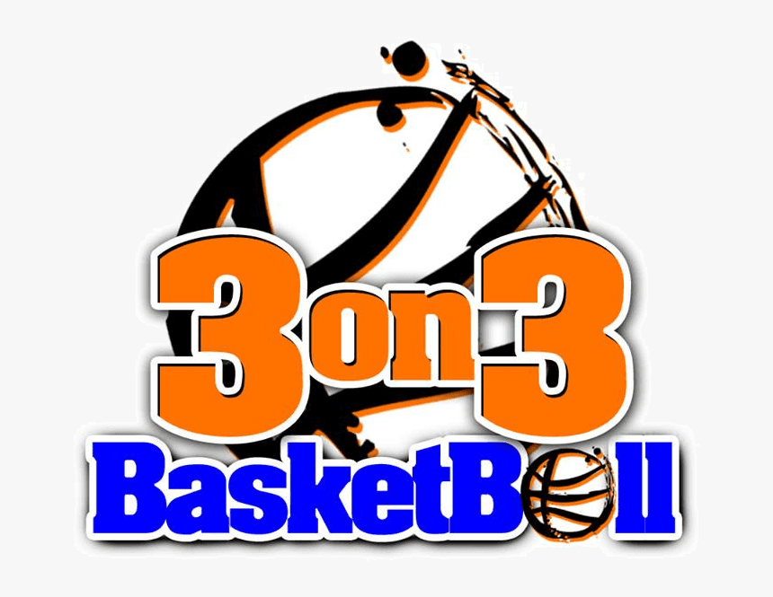 3 On 3 Basketball Logo, HD Png Download, Free Download