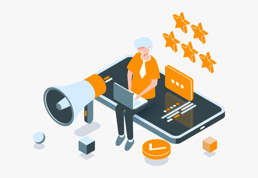 Rocket Driver White Label - Digital Marketing Online Reputation Management, HD Png Download, Free Download