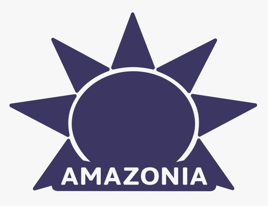 Simple Sun Symbol , Png Download - Organic Acai Amazonia Logo, Transparent Png, Free Download