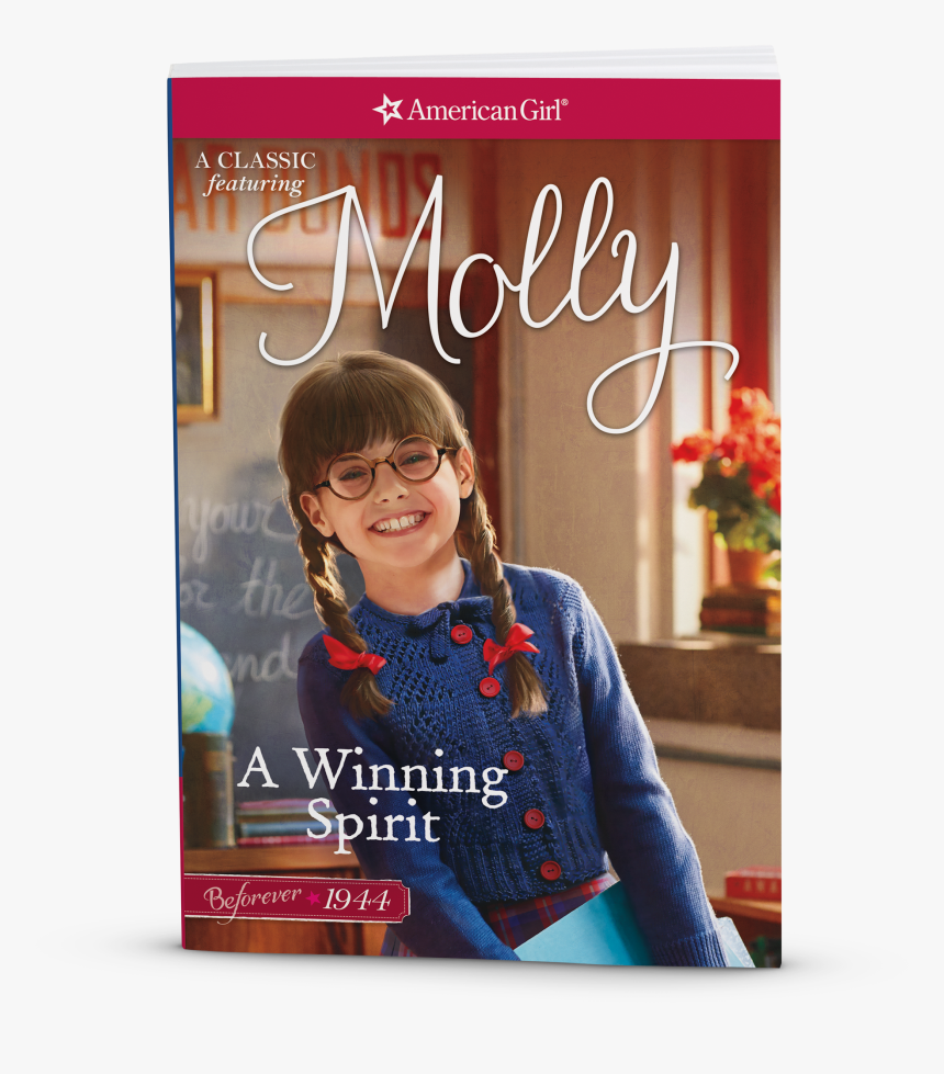 Molly American Girl Doll Book, HD Png Download, Free Download