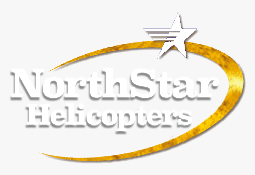 Northstar Helicopters - Sign, HD Png Download, Free Download