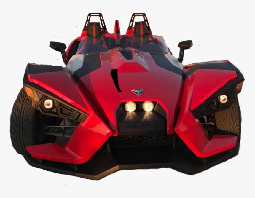 Polaris Slingshot Slr Roulette Red , Png Download - Formula One Car, Transparent Png, Free Download