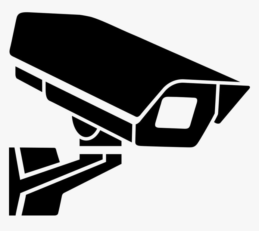 Surveillance Camera - Surveillance Camera Icon Png, Transparent Png, Free Download