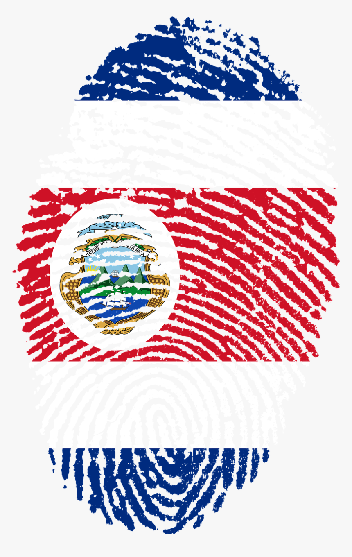 Bandera De Costa Rica, HD Png Download, Free Download