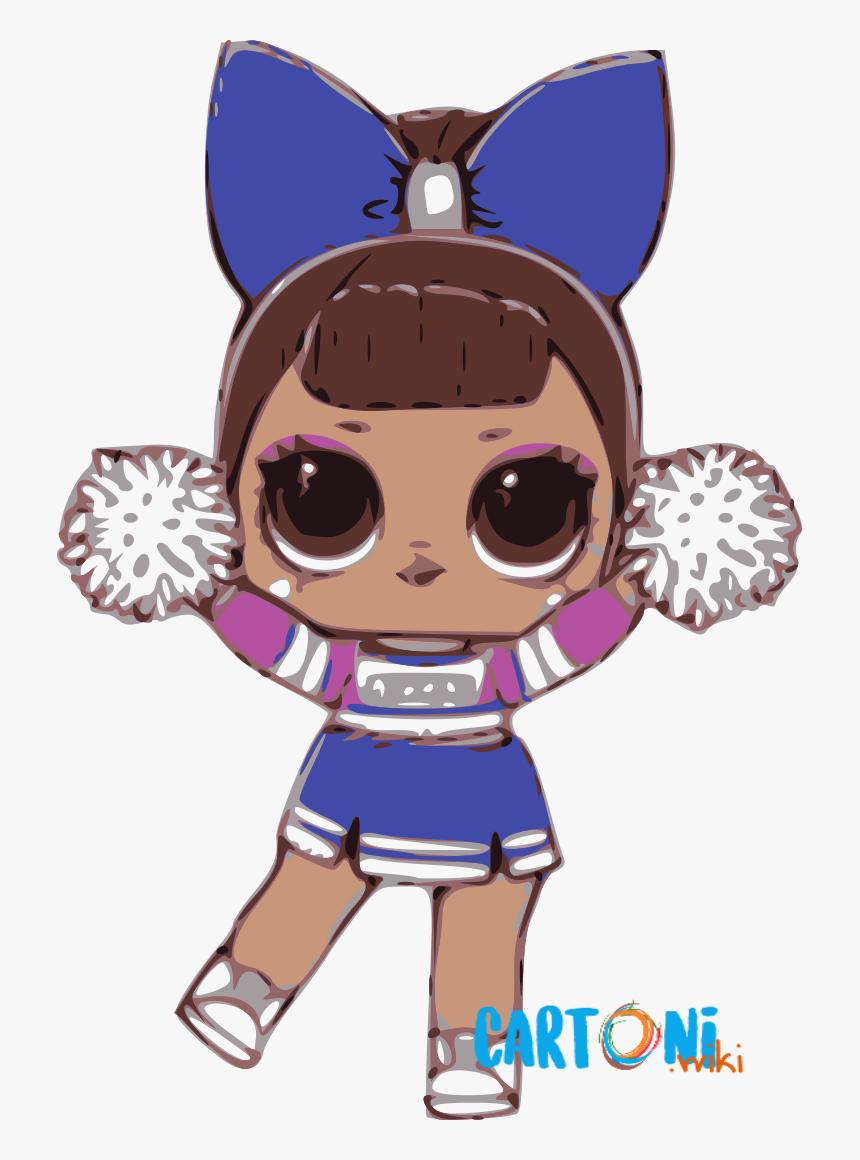 Sis Cheer L - Lol Surprise Sis Cheer, HD Png Download, Free Download
