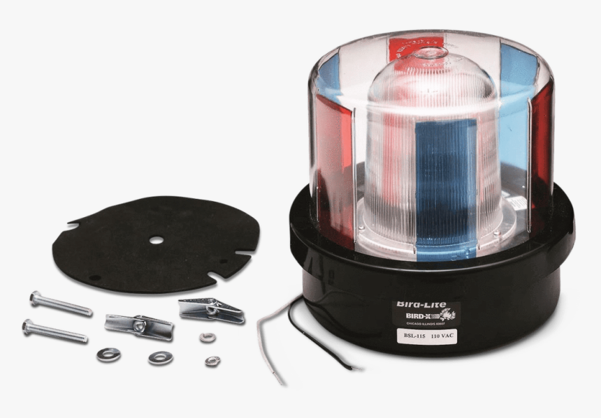 Bird Strobe Light - Outdoor Grill, HD Png Download, Free Download