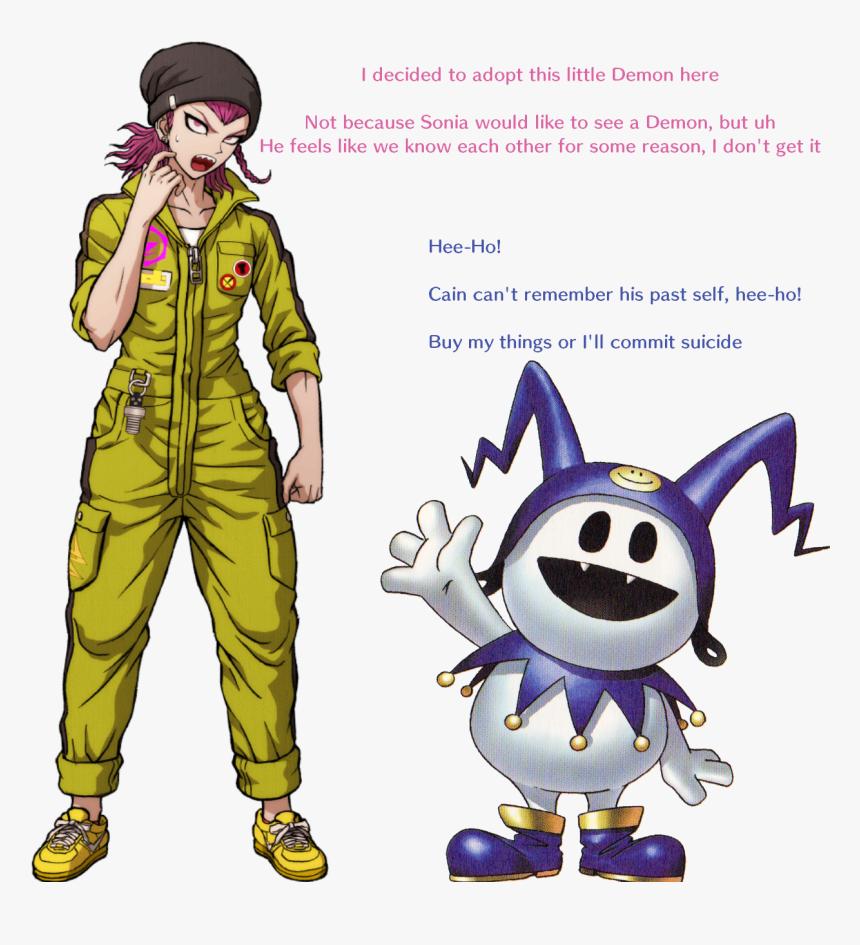 Jack Frost Shin Megami Tensei Hd Png Download Kindpng