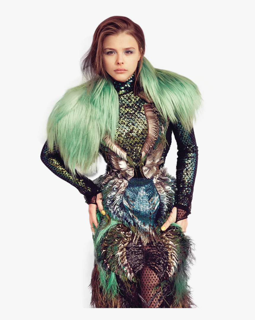 Chloe Grace Moretz, Chole Moretz, Chole Grace, Instyle - Chloe Moretz Instyle, HD Png Download, Free Download