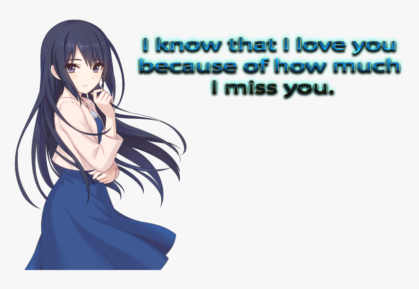 Miss You Messages Png Clipart - Cartoon, Transparent Png, Free Download