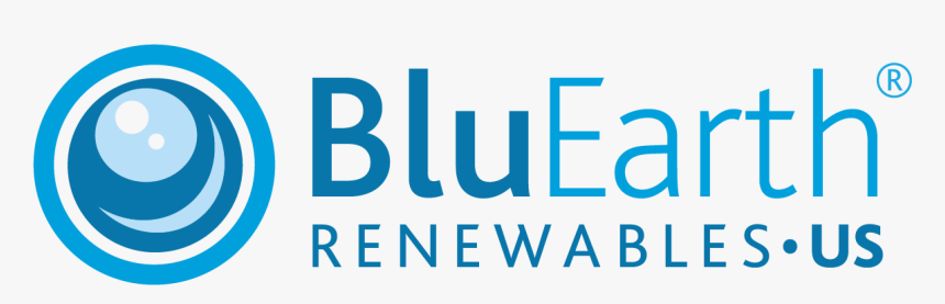 Bluearth Renewables Logo, HD Png Download, Free Download