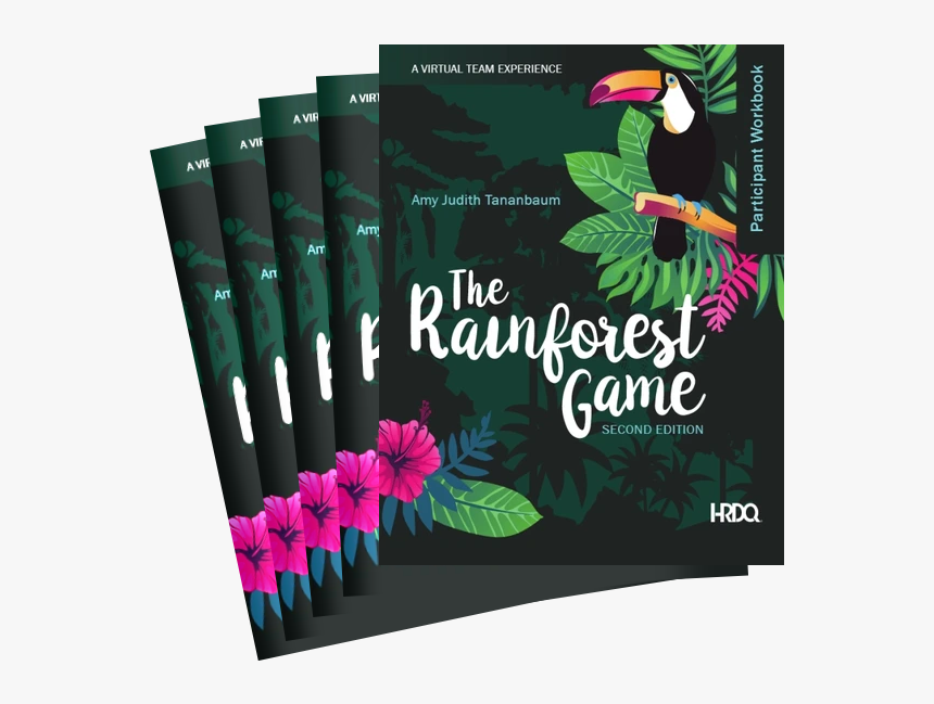 """The Rainforest Game""""     Data Rimg=""""lazy""""  Data Rimg - Graphic Design, HD Png Download, Free Download"""