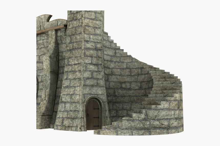 Castle Stairs Png, Transparent Png, Free Download