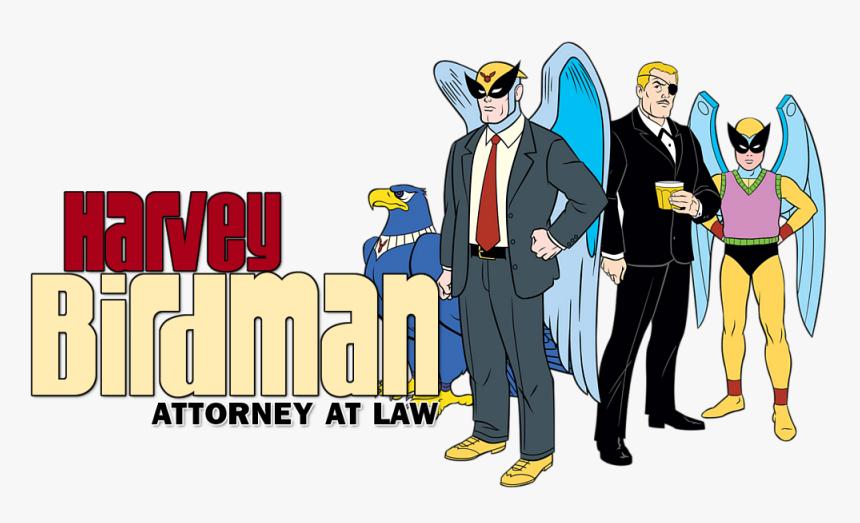 Harvey Birdman Abogado, HD Png Download, Free Download