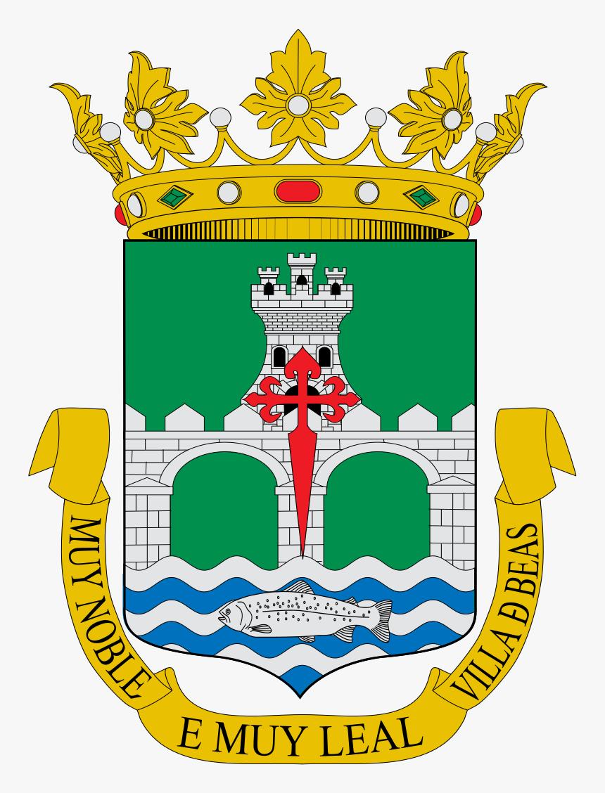Beas De Segura Spanish Coat Of Arms Pinterest Spanish - Arcos De La Frontera, HD Png Download, Free Download