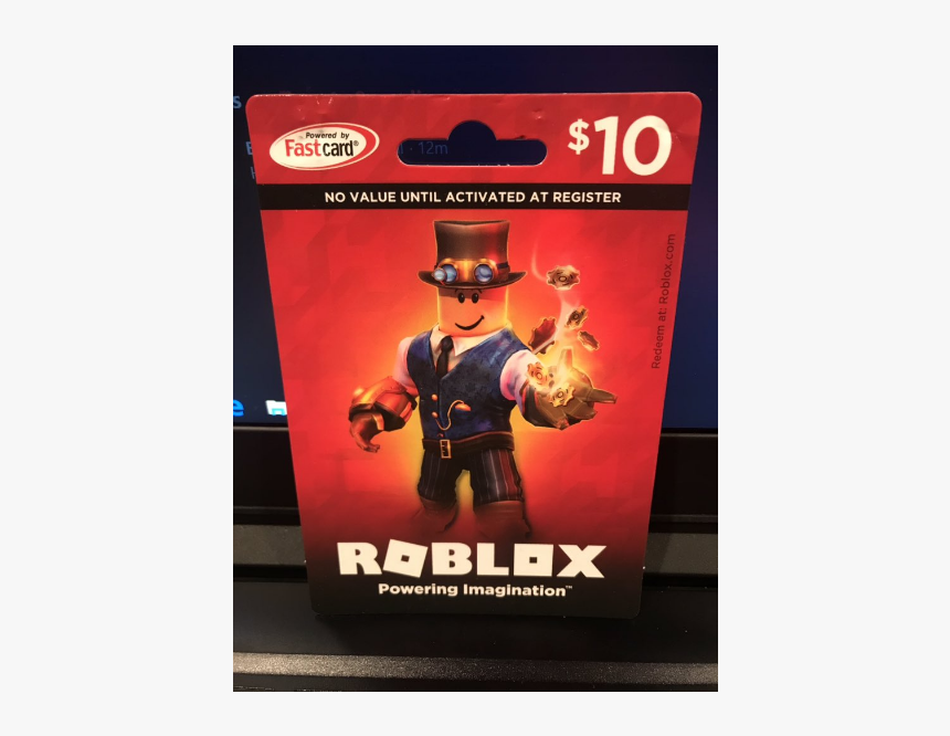 Roblox Wallpapers Adopt Me Get Robux Gift Card 10 Robux Gift Card Hd Png Download Kindpng