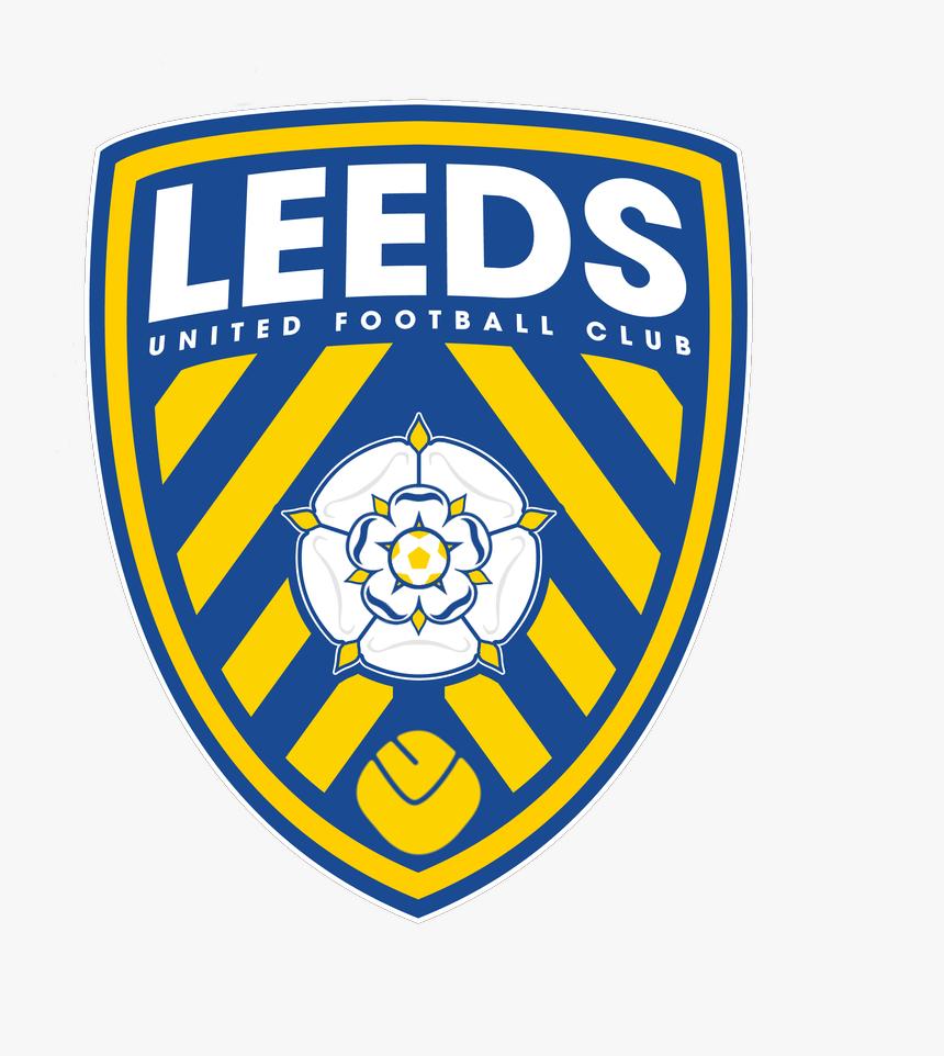 Leeds United Png File Leeds United Logo Png Transparent Png Kindpng