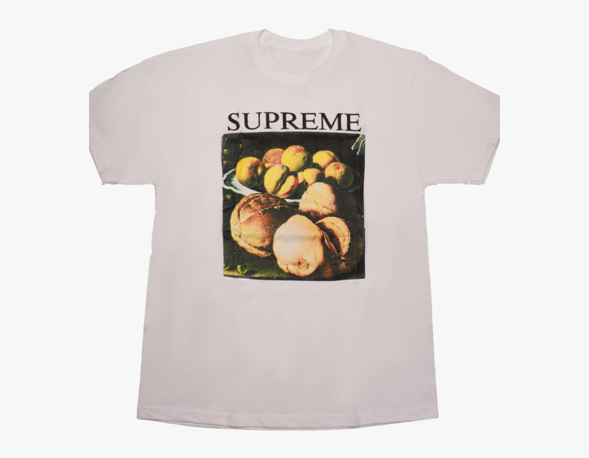 Supreme Still Life Tee Grey, HD Png Download, Free Download