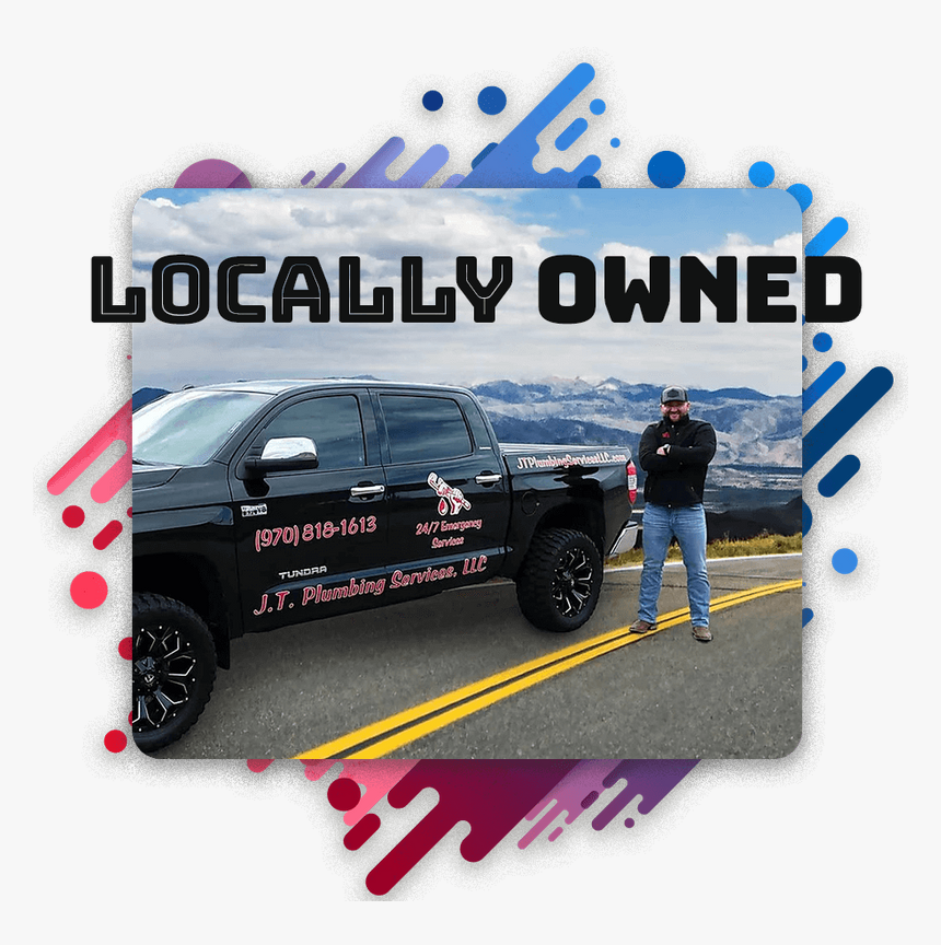 Locally-owned - Pickup Truck, HD Png Download, Free Download