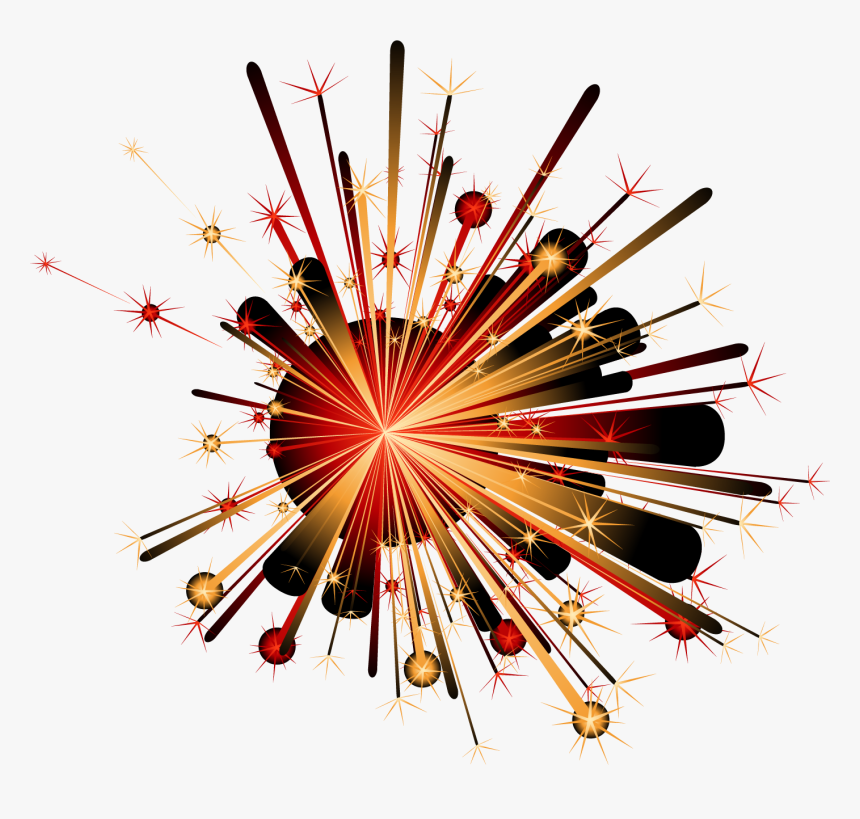 Fireworks, HD Png Download, Free Download