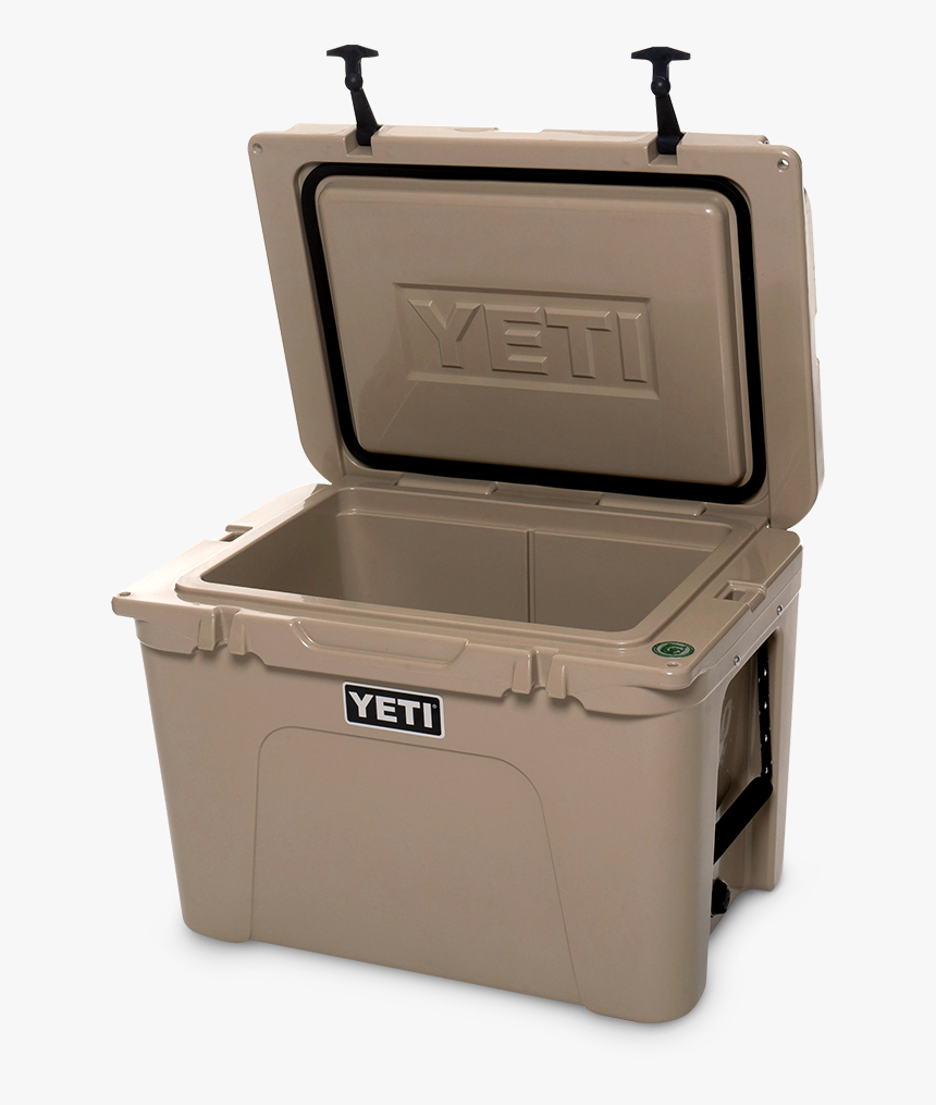Big Image L Main Tan Expanded Q Open Tundra - Yeti 35 Cooler, HD Png Download, Free Download