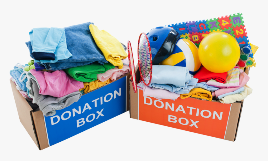 Donating Clothes Toys, HD Png Download, Free Download