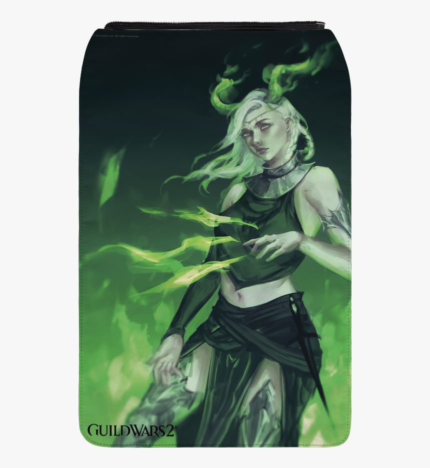 Guild Wars Necromancer Arty, HD Png Download, Free Download
