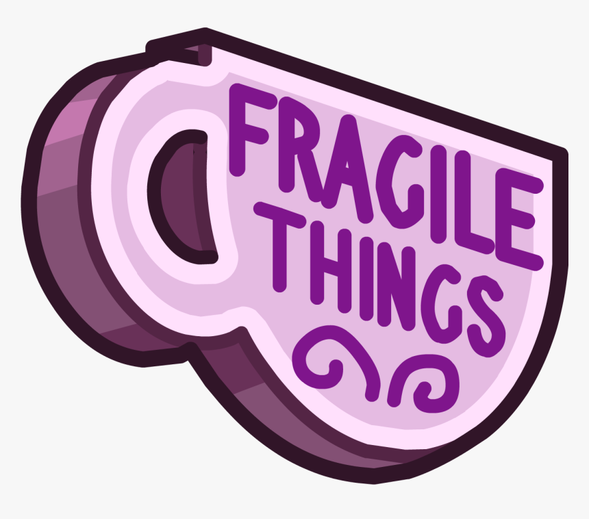 Fragile Things Inc, HD Png Download, Free Download