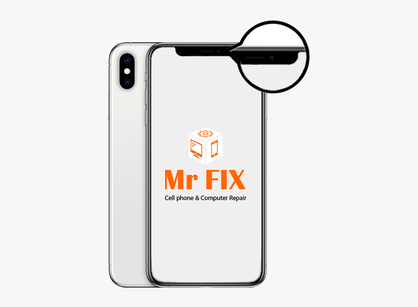 Iphone X Back Glass Replacement, HD Png Download, Free Download
