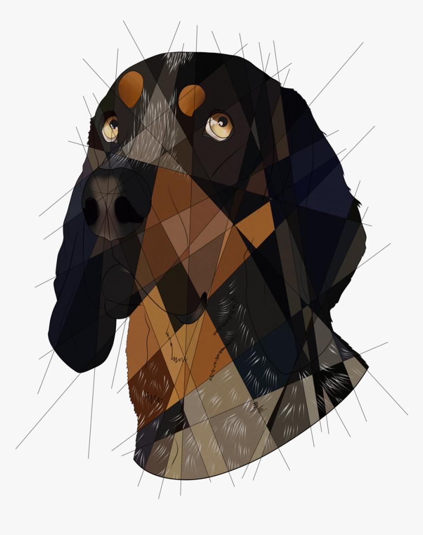 Blue Tick Coonhound Commission For - Punxsutawney Phil, HD Png Download, Free Download